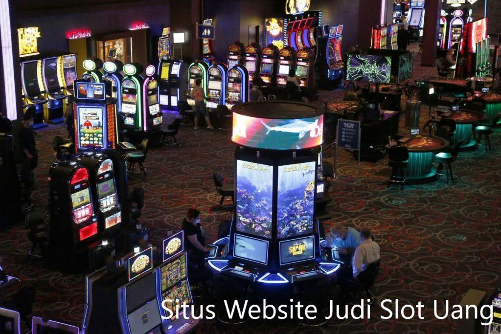 Mesin Slot Online Jackpot